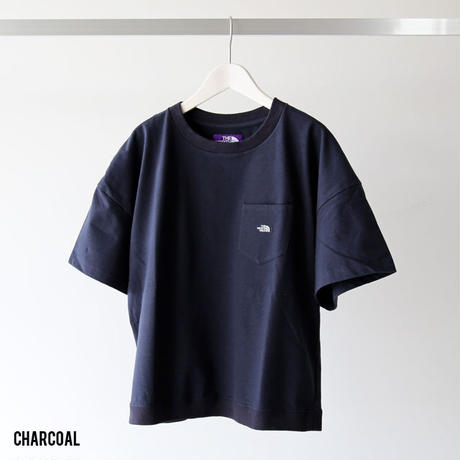THE NORTH FACE PURPLE LABEL / High Bulky H/S Pocket Tee NT3920N (レディース)