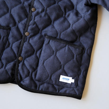 ARMEN (アーメン) / WOOL V-NECK JACKET NAM1754WJ
