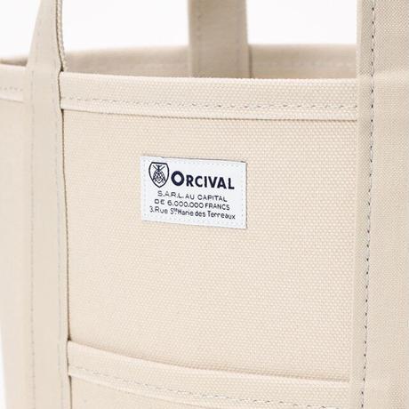 ORCIVAL オーシバル / キャンバストートバッグ 小 RC-7060 HVC