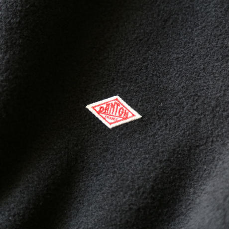 DANTON ダントン / カラーレスフリースジャケット JD-8939 (メンズ)