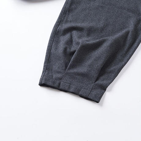 GRAMICCI グラミチ / WOOL BLEND SOFT BALLOON PANTS GLP-20F036 (レディース)