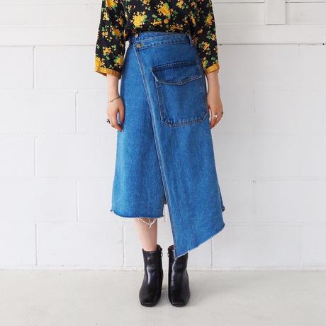 denim skirts (BLU)