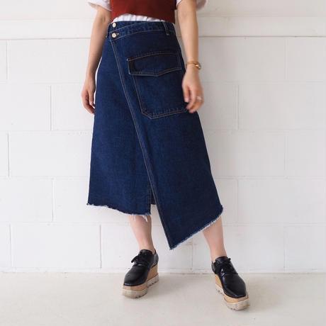 denim skirts (NVY)