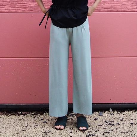 shirring pants (MNT)