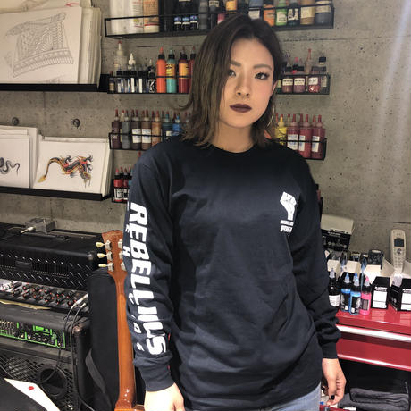 RBLS POWER L/S TEE