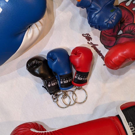 RBLS MINI GLOVE KEY CHAIN