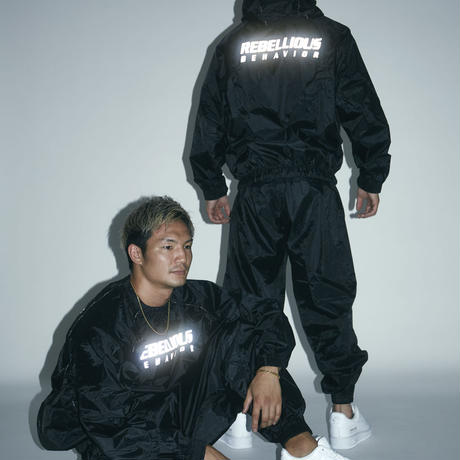 RBLS SP LOGO SAUNA SUITS
