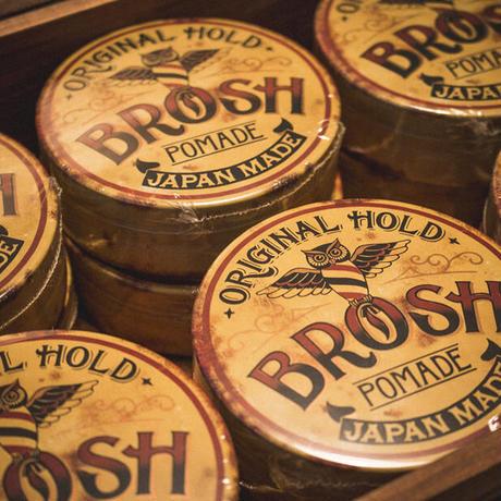 BROSH POMADE ORIGINAL HOLD