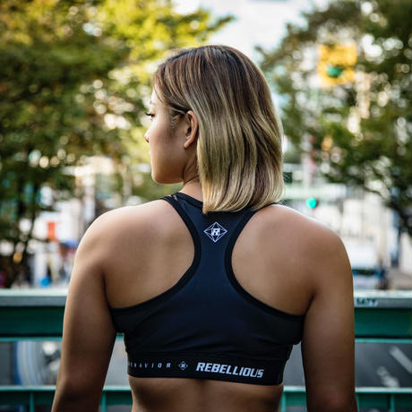 RBLS SP LOGO SPORTS BRA