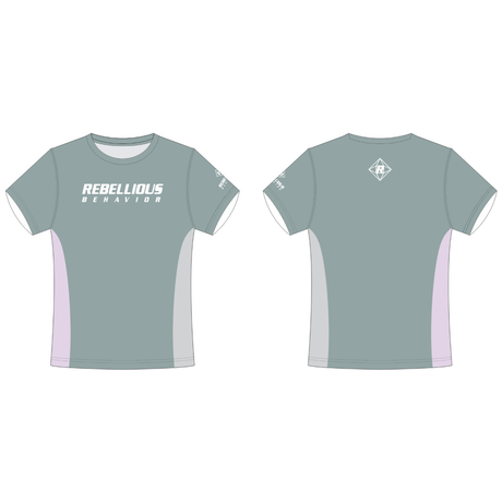 RBLS SP3C LOGO DRY S/S TEE