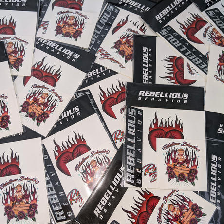 RBLS 5ANV STICKER PACK