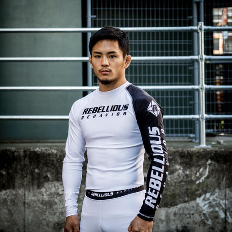 RBLS SP LOGO L/S RASH GUARD