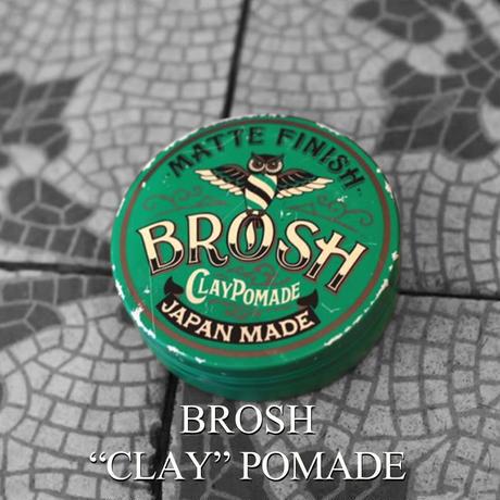 BROSH CLAY POMADE