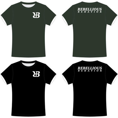 RBLS CL LOGO DRY S/S TEE