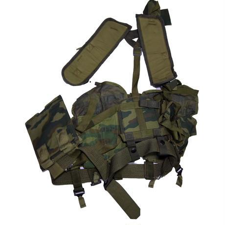 ロシア連邦軍 官給品 TsNIITochMash製 6sh92-5S ベストセット フローラ迷彩 used