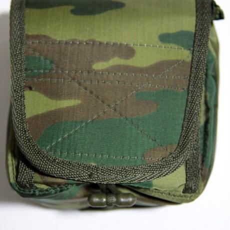 ロシア全軍 官給品 フローラ迷彩 メディカルポーチ 包帯・止血帯付き