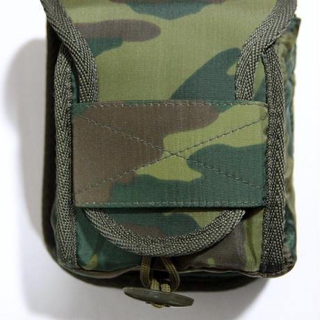 ロシア連邦軍 官給品 フローラ迷彩 メディカルポーチ 包帯・止血帯付き