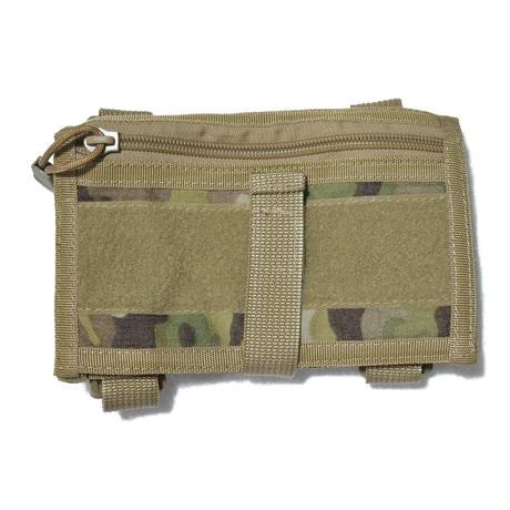FSB放出 ANA製 官給品 マルチカムMolleセット マップケース