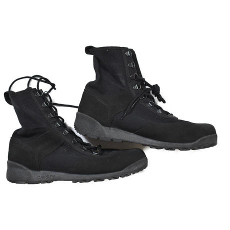 """FSB TsSN """"A"""" アルファ放出 Crispi製 Sahara ブーツ サイズ41/26.2cm程度"""