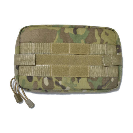 FSB放出 ANA製 官給品 マルチカムMolleセット マップポーチ ケース