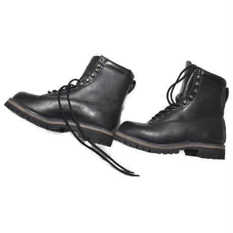 SSO製 レザー ブーツ 黒 サイズ41 / 26.2cm  #2