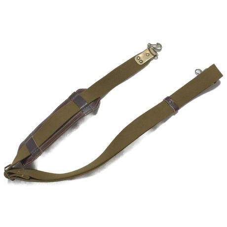 ソ連製 兵用 RPK/PK用 スリング 茶色パッド