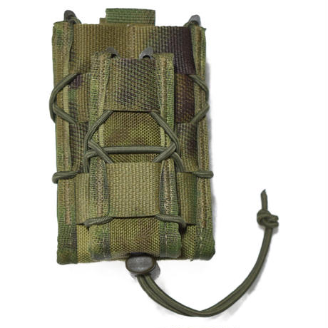 Stich Profi製 AK 5.45mm + ハンドガンマガジン 用 Taco マガジンポーチ A-tacs FG