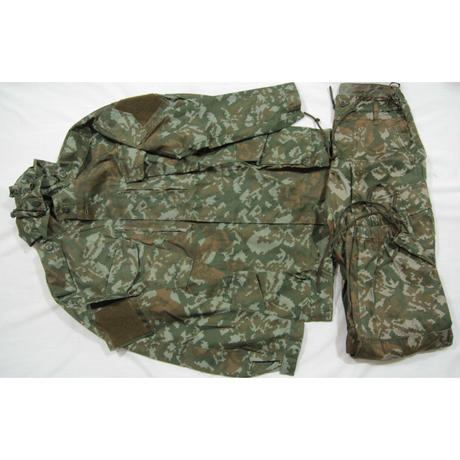 SSO製 Palma迷彩  戦闘服 上下セット