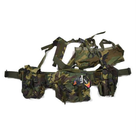 FSB放出 SRVV製 PKM PKハーネス 防水バッグ付き