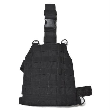 FSB放出 SSO製 旧ロット レッグモールパネル 黒