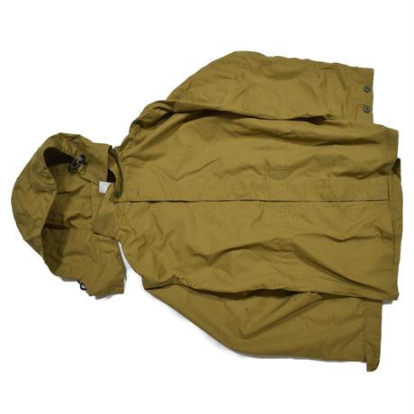 SSO製 カーキ フード付き ゴルカタイプ 戦闘服 リップストップ生地