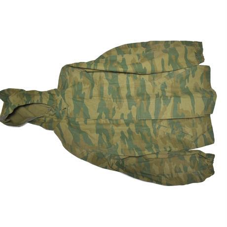 ロシア連邦軍官給品 フローラ迷彩 ゴルカ裁断 スーツ ジャケットのみ