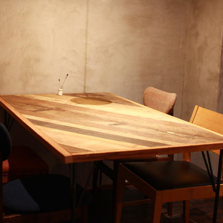 【DIY WEEK】9/15(日)  初登場!パッチワークテーブル(Lサイズ)ワークショップ