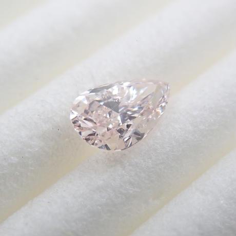 【6/24更新】ピンクダイヤモンド 0.245ctルース(LIGHT ORANGY PINK, SI2)