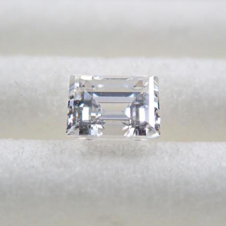 【8/18掲載】ダイヤモンド 0.184ctルース(E, VS2,バケットカット)