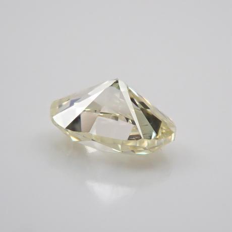 【11/24更新】イエローダイヤモンド 0.320ctルース(VERY LIGHT YELLOW, VS2)