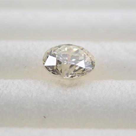 【11/23更新】イエローダイヤモンド 0.194ctルース(VERY LIGHT YELLOW, VVS2, Fair)