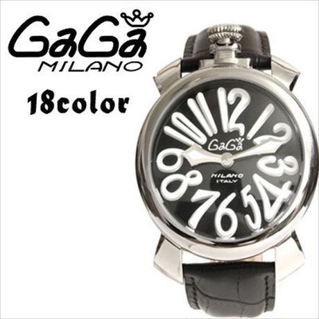 ガガミラノ GaGa MILANO (ガガミラノ) 時計 腕時計 48mm 18COLOR [GG-03]