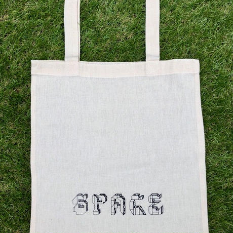 SPACE - tote bag - (小)