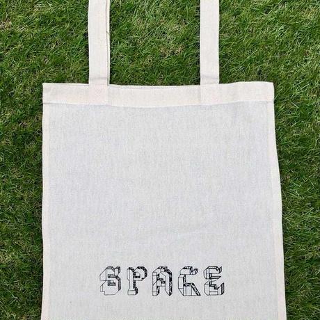 SPACE - tote bag - (大)
