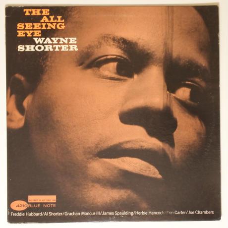 Wayne Shorter – The All Seeing Eye(Blue Note – BLP 4219)mono