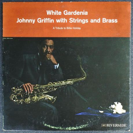 Johnny Griffin ‎– White Gardenia(Riverside Records ‎– RLP 387)mono