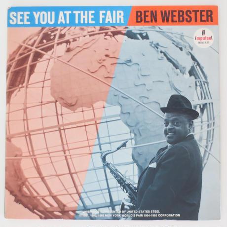 Ben Webster – See You At The Fair(Impulse!  A-65)mono