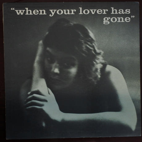 Claire Austin  ‎– When Your Lover Has Gone (Contemporary Records ‎– C5002 ) mono