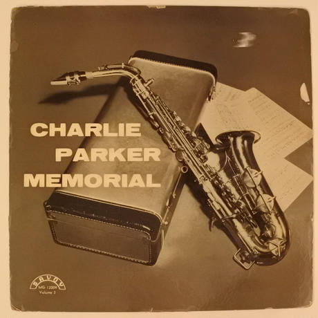 Charlie Parker ‎– Charlie Parker Memorial Vol.2( Savoy Records ‎– MG 12009)mono