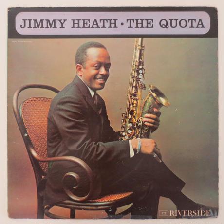 Jimmy Heath – The Quota(Riverside – RLP 372)mono