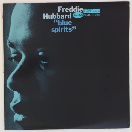 Freddie Hubbard – Blue Spirits(Blue Note – BST 84196)stereo
