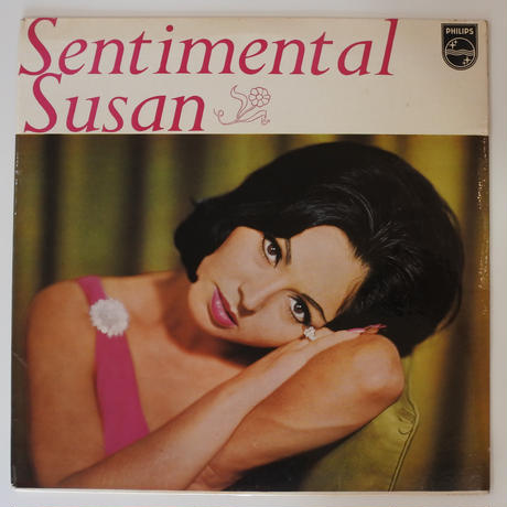 Susan Maughan – Sentimental Susan(英Philips BL 7637 )mono