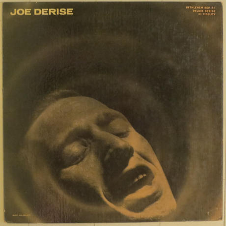 Joe Derise - Joe Derise With The Australian Jazz Quartet(Bethlehem Records BCP-51)mono