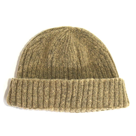 NO BRAND (WATCH CAP) BEIGE